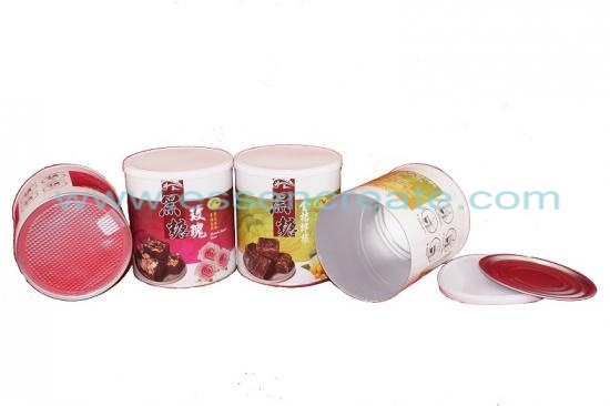 Composite Sugar Canister Packaging Paper Tube