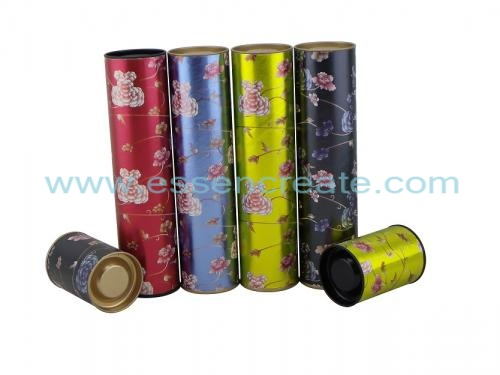 Chocolate Bean Canister Packaging Paper Tube