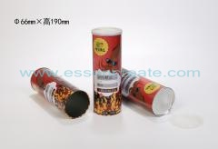Cylinder Metal Packaging Tin Cans