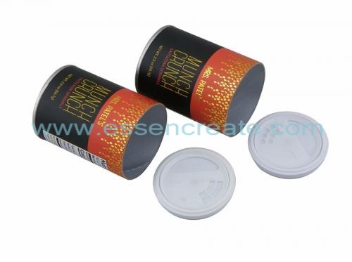 Sesame Seed Meal Packaging Paper Tube