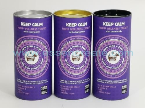 Pet Medicine Packaging Aluminum Foil Liner Cans