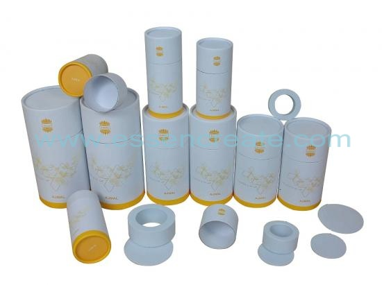 Cosmetic Packaging Paper Tube