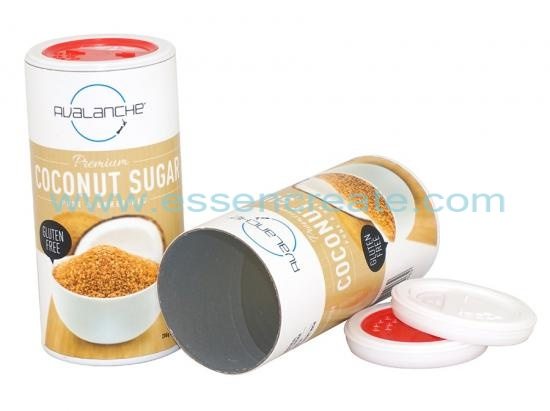 Seasoning Shaker Paper Tube