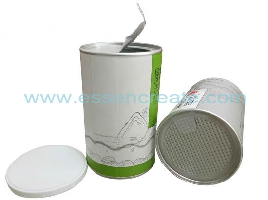 Tea Tube Composite Packaging