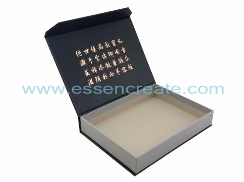 Gift Packaging Bookshape Box